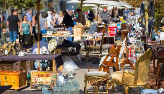 Famous Flea Markets In Europe