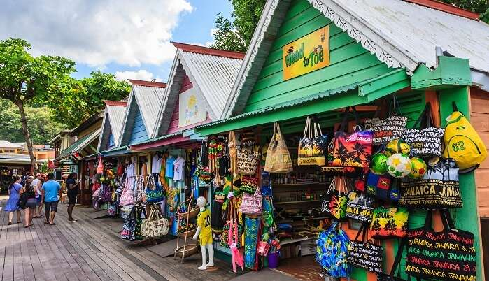 shopping in jamaica