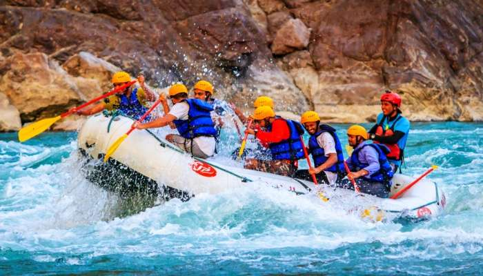 Cauvery River Rafting