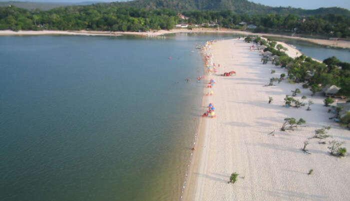 Amazon River Beaches
