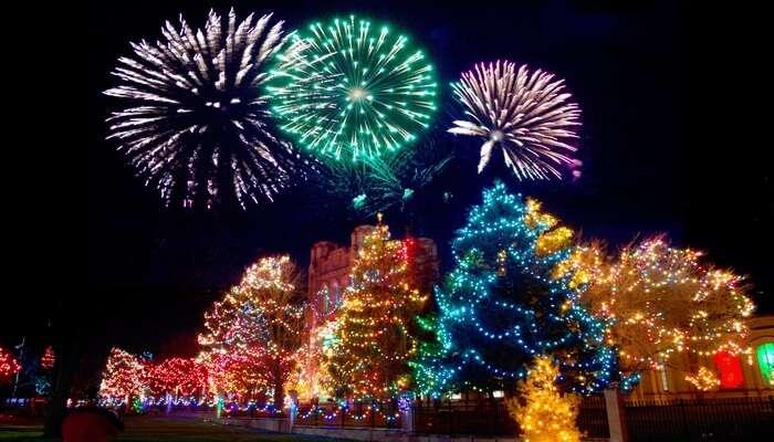 Christmas Vibes At Glow Christmas