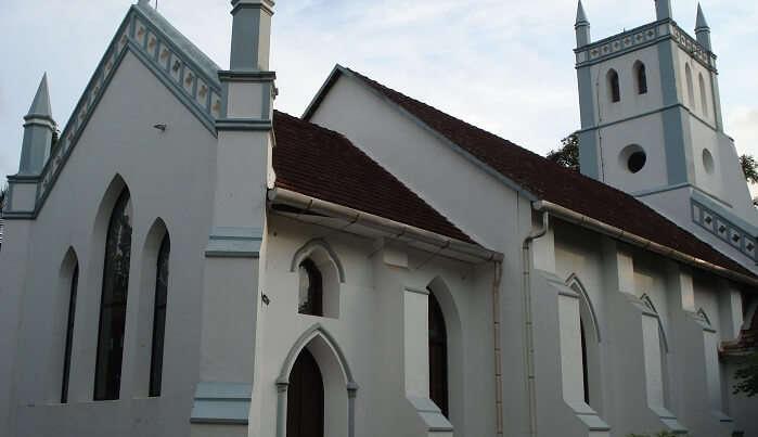 CSI_Christ_Church,_Mavelikara