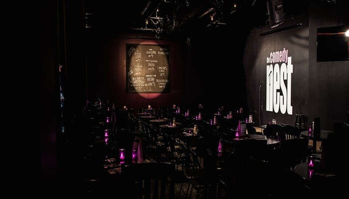 Comedy Nest In Montreal