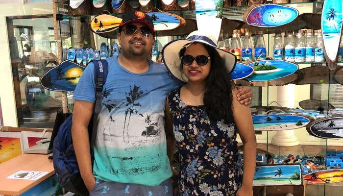 Nancy's Maldives Budget Honeymoon