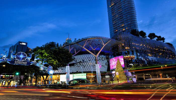 Spectacular Singapore In December