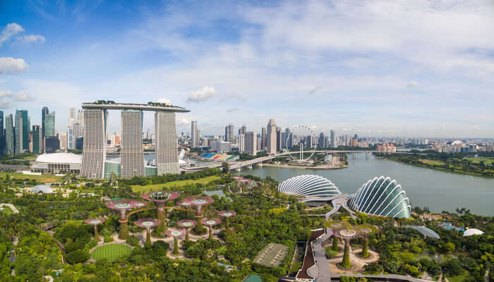 Superb Singapore In January