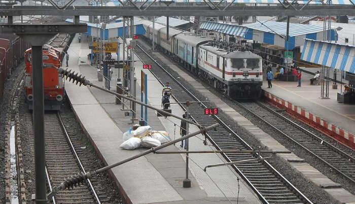 Delhi To Chennai Trains Timetable
