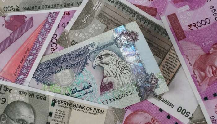 Convert Inr To Dirham Top Currency Exchange Spots And More