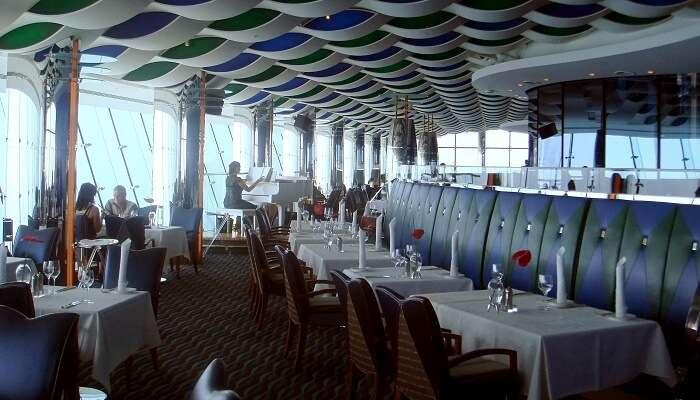 Dubai restaurant