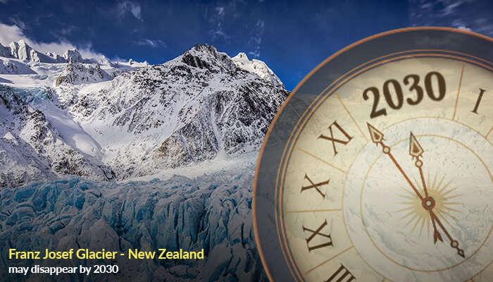 Franz Josef Glacier - South Island, New Zealand