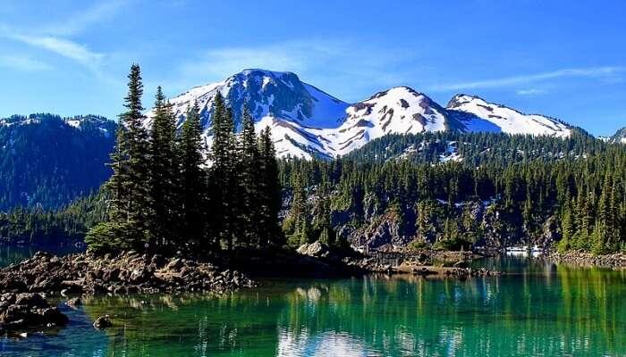 Garibaldi Lake View