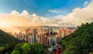Hong Kong in October