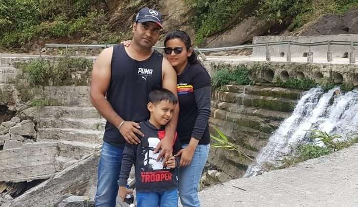 had a wonderful trip with family