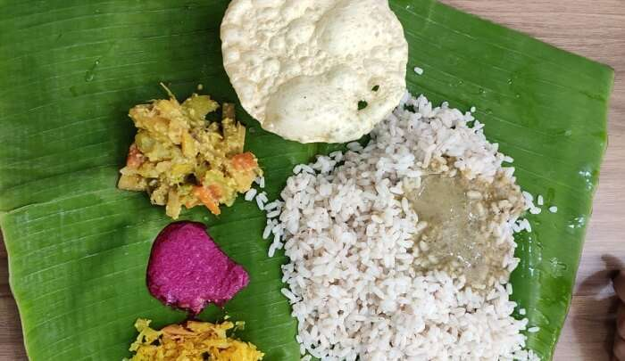 flavours of Kerala cuisine