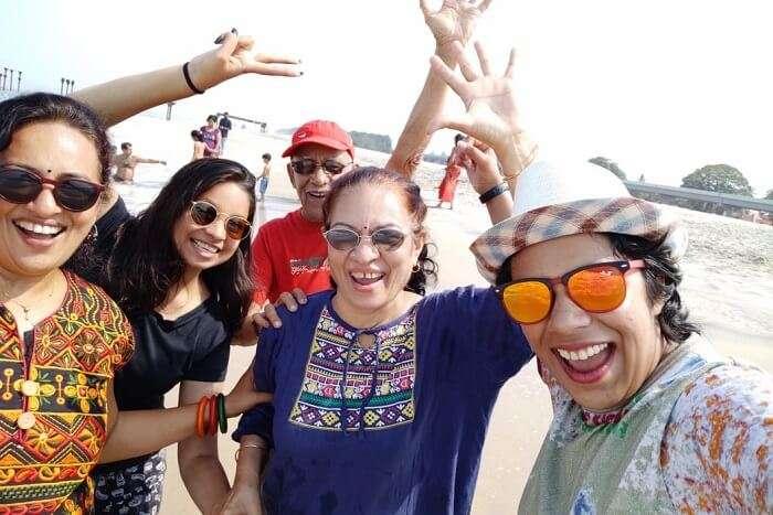 cover - Aakanksha Family kerala Trip