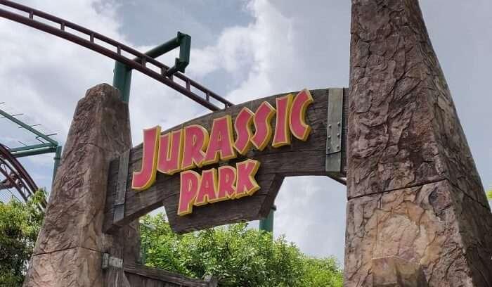 Jurasic Park in Singapore