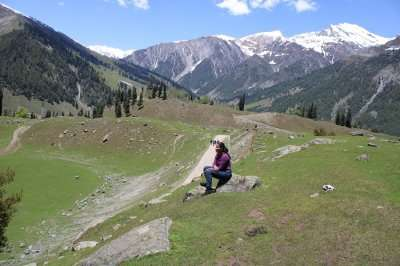 cover - Shruthi Trip to Kashmir