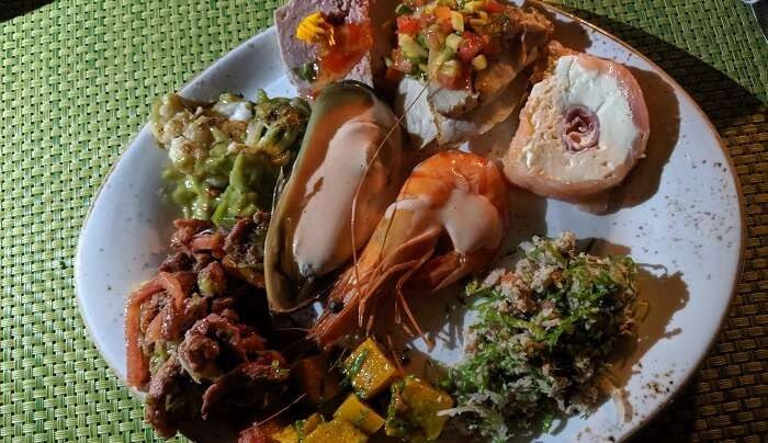 offers best seafoods