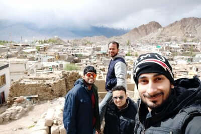 cover- Saurabh Ladakh Trip with friends