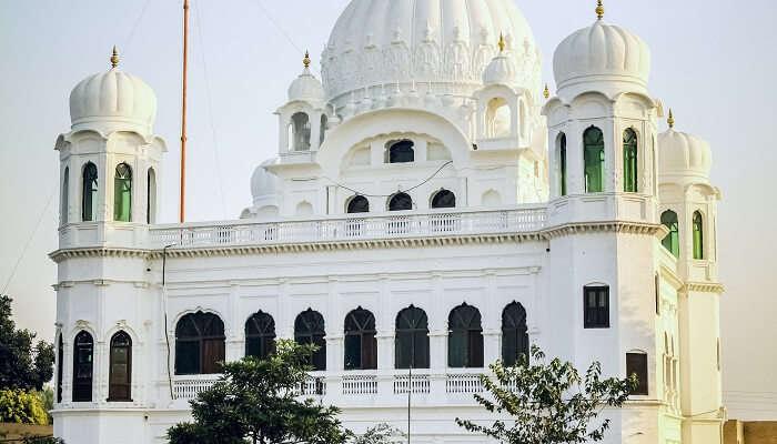Kartarpur Gurudwara in Jalandhar