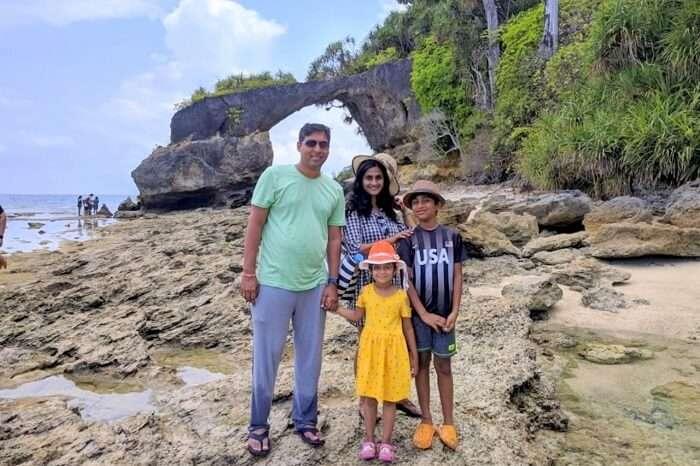Kartik Suri andaman trip with kids travelogue cover