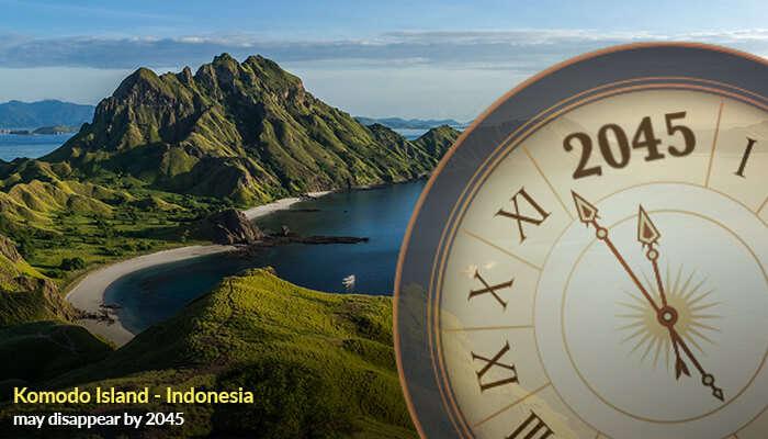 Komodo Island - Indonesia