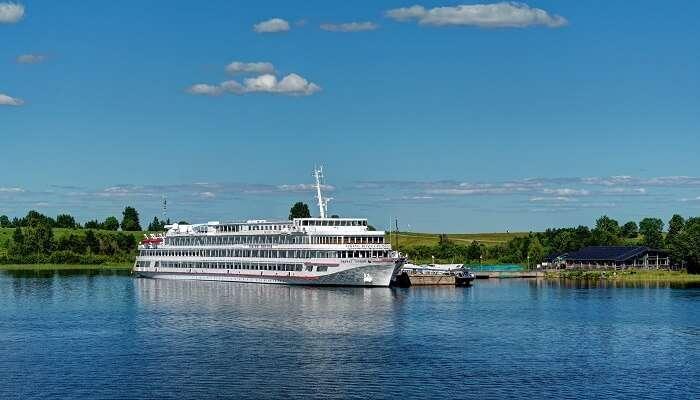 Kuantan River Cruise