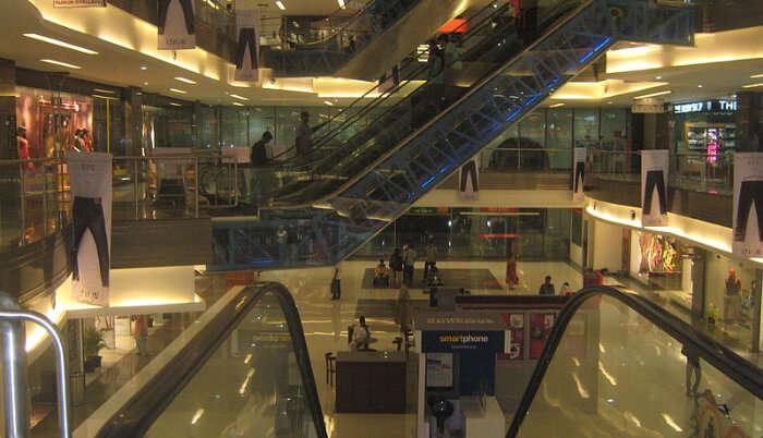 Mall Of Mysore