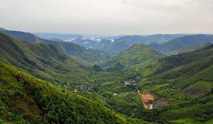 Mawdok Valley