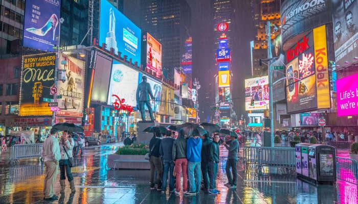Monsoon In New York