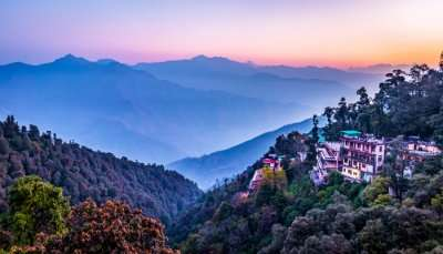 Mussoorie In December cover