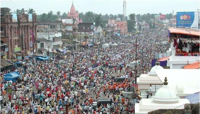 rath yatra procession