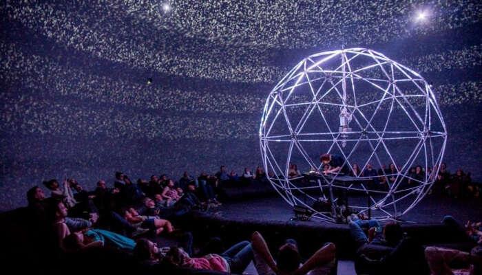 Satosphere Dome