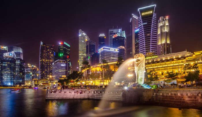 Singapore In October