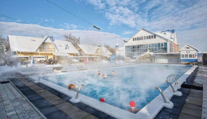 St. Gallen - Thermal Spa