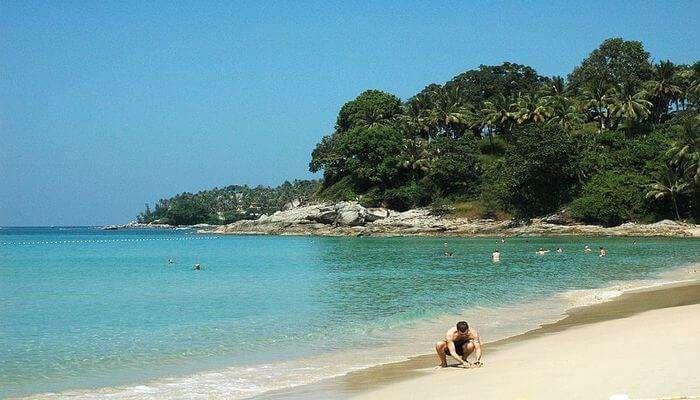 Surin Beach View