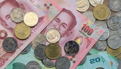 Thailand Currency Exchange Rate