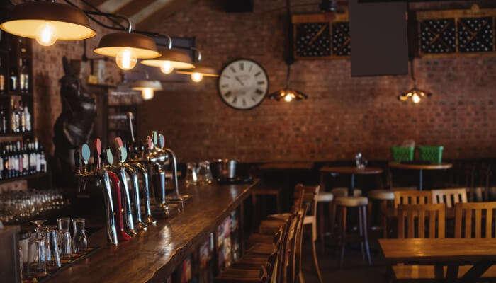 The Carpenter's Bar