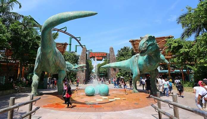 Theme Parks In Singapore
