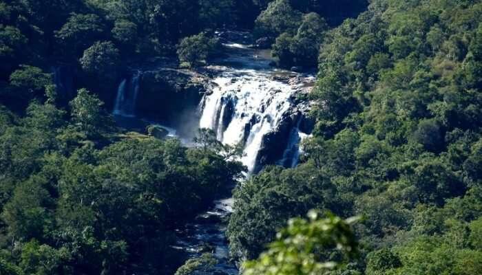 Thoovanam Falls In Devikulam
