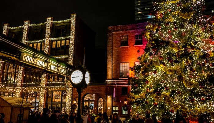 Toronto Christmas Markets