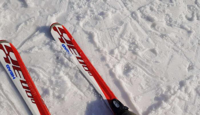 Try Skiing At Eden Ski Resort