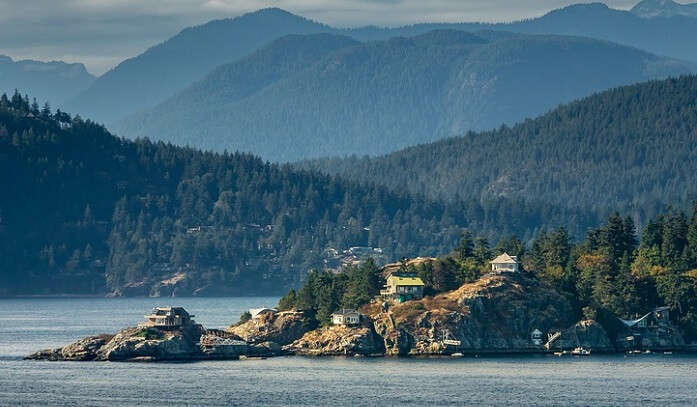 Vancouver National Parks