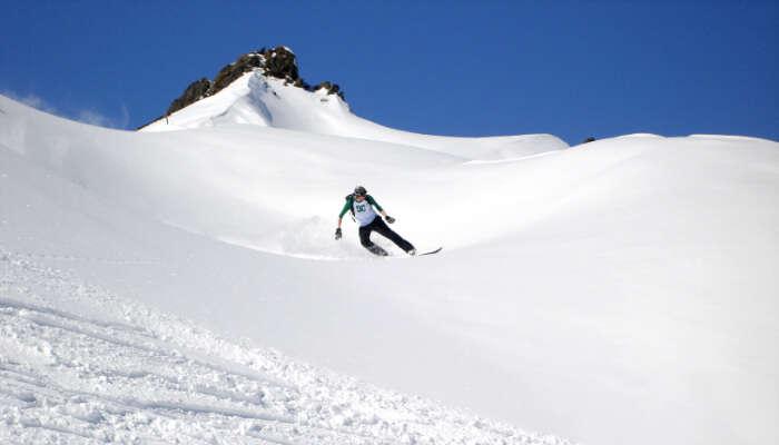 Vancouver- Snowboarding