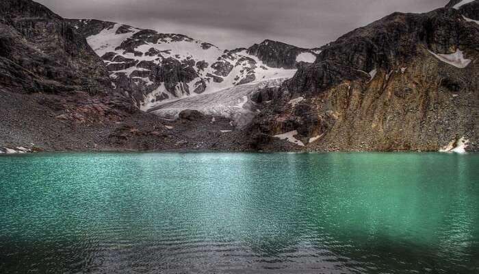 Wedgemount Lake View