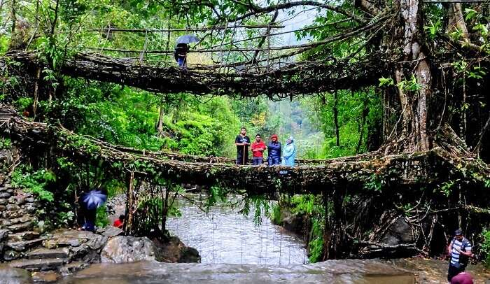 crossing the root bridge