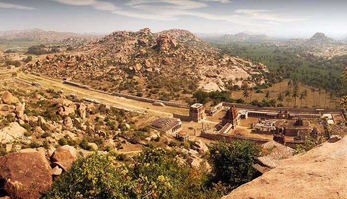 hampi India Attraction