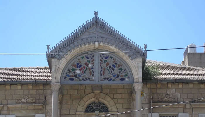 Orient House Jerusalem