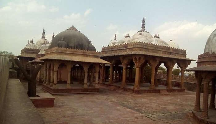 Amar Singh's Cenotaph