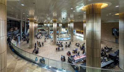 Ben Guiron Airport
